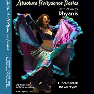 Absolute Bellydance Basics- Belly Dance DVD
