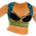 Turkish Vest - Belly Dance Top